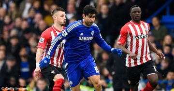 Chelsea 1 - 1 Southampton: Tiec cho <b style='background-color:Yellow'>The Blues</b>