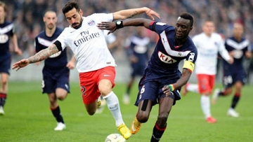 Vong 29 <b style='background-color:Yellow'>Ligue 1</b>: PSG lo co hoi tro lai ngoi dau