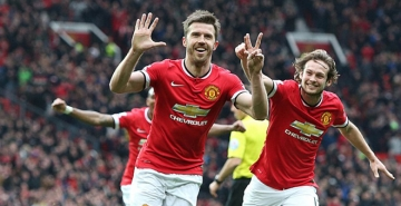 <b style='background-color:Yellow'>Michael Carrick</b>, Man United qua can anh