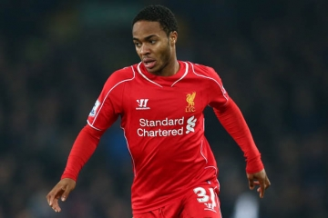 <b style='background-color:Yellow'>Raheem Sterling</b> co gia 100 trieu bang?