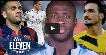 <b style='background-color:Yellow'>Yaya Toure</b> gay soc truoc dai chien Barcelona