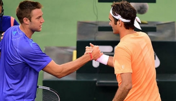 <b style='background-color:Yellow'>Indian Wells</b> 2015: Federer giai ma 'hien tuong'. Serena Williams vao ban ket
