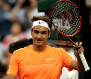 <b style='background-color:Yellow'>Indian Wells</b> (BNP Paribas Open) 2015: Federer can cot moc moi