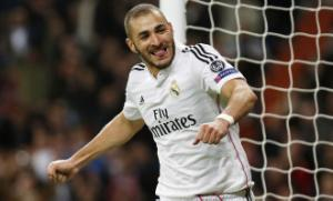PSG loi keo <b style='background-color:Yellow'>Karim Benzema</b>