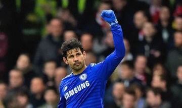 <b style='background-color:Yellow'>Diego Costa</b> khang dinh khong duoc cac trong tai Anh bao ve