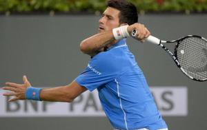 Indian Wells Masters 2015 - Nole de pa hoan hao