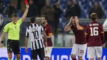 <b style='background-color:Yellow'>AS Roma</b> 1-1 Juventus: Tiec cho doi khach