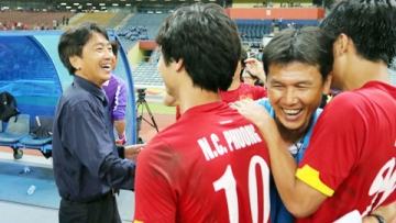 Doat ve du <b style='background-color:Yellow'>VCK U23 chau A</b>, HLV Miura lap tuc huong den SEA Games 28