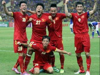 DT Viet Nam rong cua vao VCK <b style='background-color:Yellow'>Asian Cup 2019</b> va tien sau tai vong loai World Cup