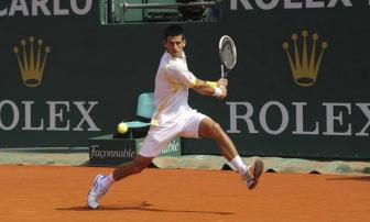 Djokovic ngong cho <b style='background-color:Yellow'>ky tich</b> o Monte Carlo Masters