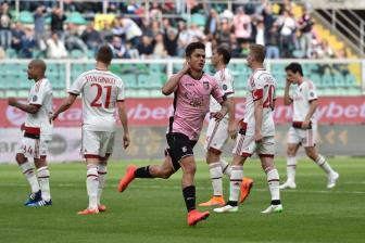 <b style='background-color:Yellow'>Paulo Dybala</b> muon o lai Serie A