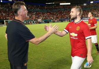 "<b style='background-color:Yellow'>Luke Shaw</b>: ""Toi da san sang canh tranh"""