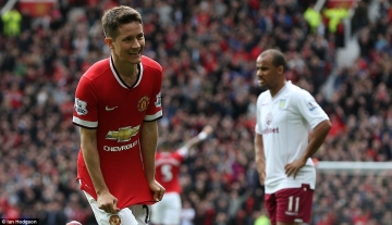<b style='background-color:Yellow'>Ander Herrera</b>: 'Paul Scholes moi' chinh la day!