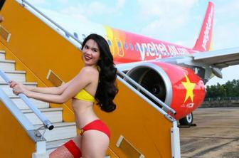 Phi cong <b style='background-color:Yellow'>Vietnam Airlines</b>: Dung bao gio don chung toi co nhieu ban gai