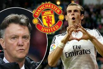 <b style='background-color:Yellow'>Bale</b> chac chan ve Man United