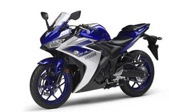 Yamaha YZF-R3 doi 2015