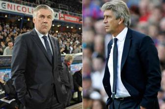 Hot: <b style='background-color:Yellow'>Carlo Ancelotti</b> da 'ky nhap' hop dong voi Manchester City