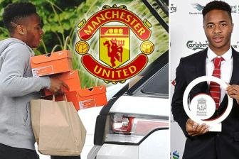 <b style='background-color:Yellow'>Liverpool</b> quyet khong ban Sterling cho Man United