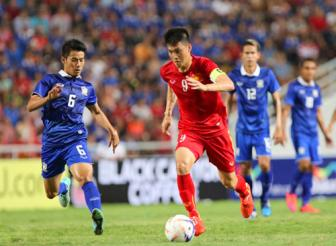 Clip Vong loai <b style='background-color:Yellow'>World Cup 2018</b> - Thai Lan 1-0 Viet Nam
