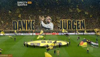 Vong cuoi Bundesliga 2014/15: Stuttgart thoat hiem ngoan muc; Dortmund gianh ve du Europa League ngay chia tay <b style='background-color:Yellow'>Juergen Klopp</b>