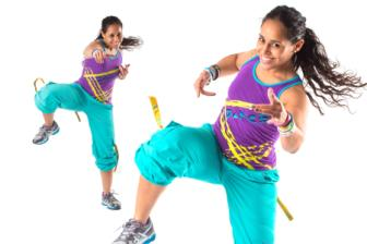 Nhay Zumba - Giam can <b style='background-color:Yellow'>xa stress</b>
