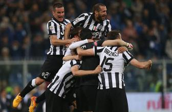 <b style='background-color:Yellow'>Juventus</b> vo dich Italy lan thu 31