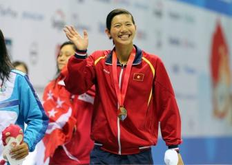 Anh Vien co the thanh cong nhu than tuong Michael Phelps?