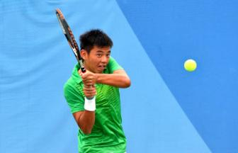 Ly Hoang Nam gap kho tai vong 1 Nike Junior International Roehampton
