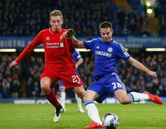 <b style='background-color:Yellow'>Liverpool</b> san sang chia tay tien ve Lucas Leiva