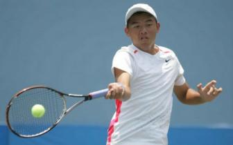 Ly Hoang Nam som dung buoc tai Nike Junior International Roehampton