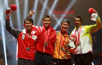 <b style='background-color:Yellow'>Lich thi dau SEA Games 28</b> ngay 4/6 cua doan The thao Viet Nam