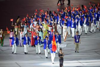<b style='background-color:Yellow'>Lich thi dau SEA Games 28</b> ngay 6/6 cua doan the thao Viet Nam