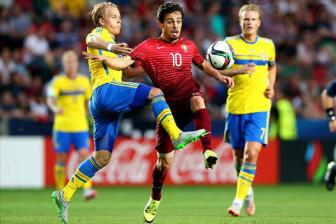 Video chung ket VCK U21 chau Au - U21 Sweden 0-0 U21 Portugal PEN: 4-3