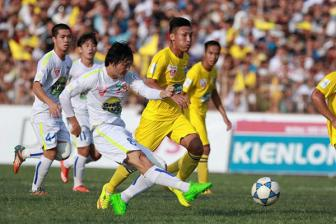 Video <b style='background-color:Yellow'>vong 15 V-league</b> 2015 - FLC Thanh Hoa 2-1 HAGL