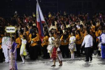 Philippines dang cai <b style='background-color:Yellow'>SEA Games 2019</b>