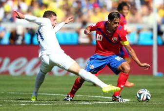 07h30 ngay 15/7: <b style='background-color:Yellow'>Canada</b> vs Costa Rica: Khach 'tien' chu !?