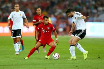Video giao huu he 2015 - Bayern Munich 4-1 Valencia
