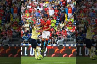 Video <b style='background-color:Yellow'>International Champions Cup</b> 2015 - Manchester United 1-0 Club America