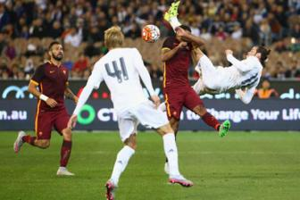 Video <b style='background-color:Yellow'>International Champions Cup</b> 2015 - Real Madrid 0-0 AS Roma PEN 6-7