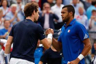 Video tu ket Davis Cup 2015 - Murray vs Tsonga
