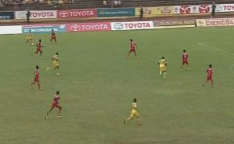 Video <b style='background-color:Yellow'>vong 17 V-league</b> 2015 - SLNA 3-1 Than QN