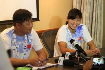 Anh Vien se chin muoi tai Olympic 2016