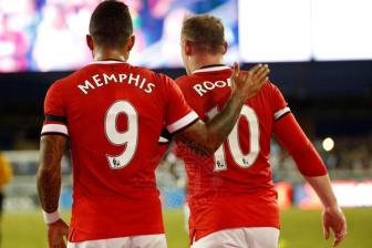 Video <b style='background-color:Yellow'>International Champions Cup</b> 2015 - Man United 3-1 San Jose Earthquakes