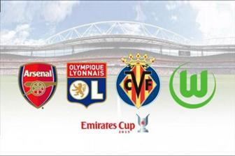 Arsenal quyet giu <b style='background-color:Yellow'>Emirates Cup</b> 2015 o lai san nha