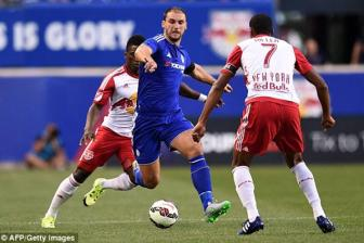 Video <b style='background-color:Yellow'>International Champions Cup</b> 2015 - New York Red Bulls 4-2 Chelsea