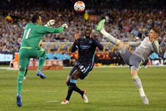 Video <b style='background-color:Yellow'>International Champions Cup</b> 2015 - Manchester City 1-4 Real Madrid