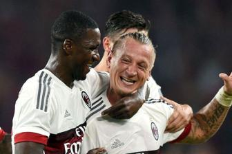 Video <b style='background-color:Yellow'>International Champions Cup</b> 2015 - AC Milan 1-0 Inter Milan