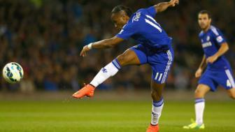 <b style='background-color:Yellow'>Didier Drogba</b>: 'Voi rung' tiep tuc phieu luu ky