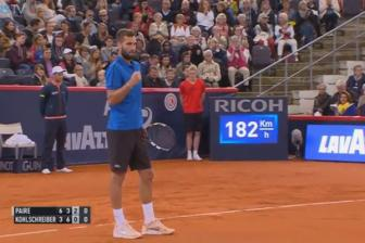 Video <b style='background-color:Yellow'>highlights</b> ngay thi dau thu hai giai ATP 500 Hamburg Open 2015