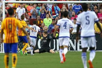 Video <b style='background-color:Yellow'>International Champion Cups 2015</b> - Chelsea 2-2 Barca (Pen: 4-2)